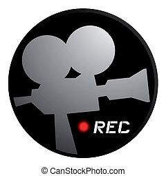 Sign rec - Creative design of sign rec