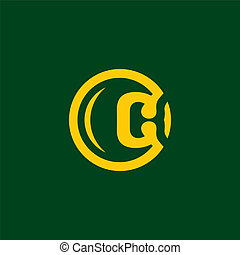 Sign the letter C