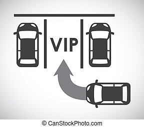 signaal, parkeren