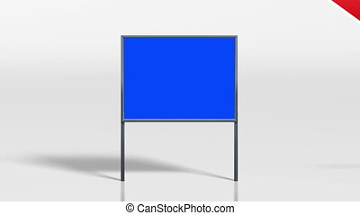 signage stand house for sale keying