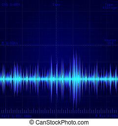 signal, bølge