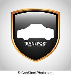 signal, design, transport
