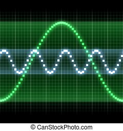signal graph - to make a graph signal . The Illustration