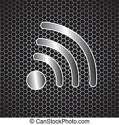 Signal - Internet signal symbol vector illustration