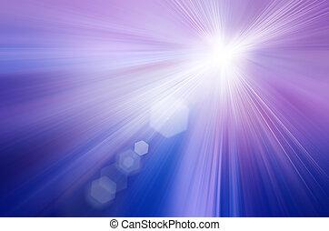 signalljus, abstrakt, stråle, bakgrund