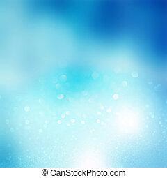 signalljus, bakgrund, abstrakt, lins
