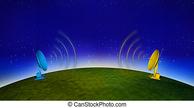 signaltjänst, 3