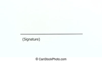 Signature - Canon HV30. HD 16:9 1920 x 1080 @ 25.00 fps....
