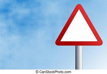 signe blanc