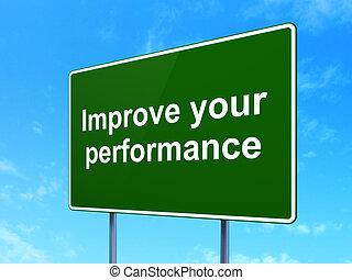 signe, concept:, fond, performance, education, ton, route, ...