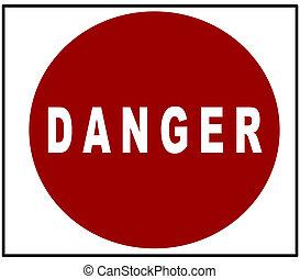 signe danger