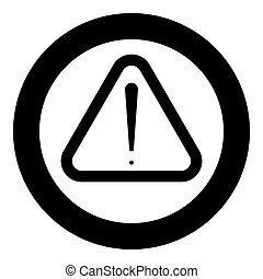 danger symbole attention neige signe avertissement milieu noir signe danger. Black Bedroom Furniture Sets. Home Design Ideas