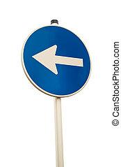 signe flèche