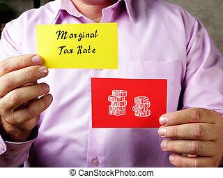 signe, marginal, impôt, page., taux