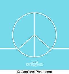 signe., paix