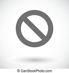 signe., prohibition
