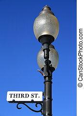signe rue