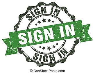 signe., stamp., signe, cachet