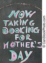 signe, uk., jour, mères
