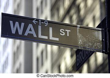 signe wall street