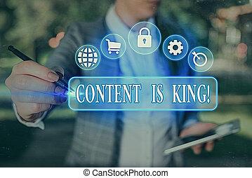 significado, conteúdo, non, conceito, texto, letra, busca, results., king., crescendo, escrita, marketing, visibilidade, pago, focalizado