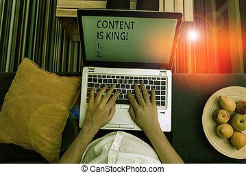 significado, non, crescendo, letra, texto, pago, busca, focalizado, conceito, results., king., visibilidade, conteúdo, marketing