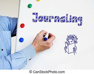 signification, concept, paper., morceau, motivation, ...
