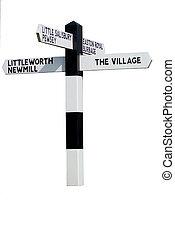 signo aldea