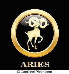 signo., aries., astrología