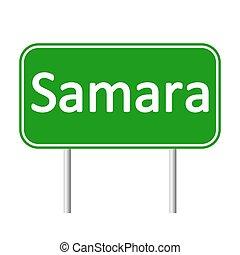 signo., camino, samara