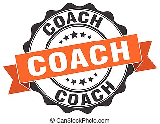 signo., entrenador, stamp., sello