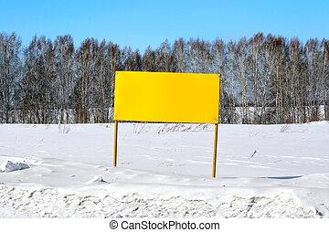 signpost, ao ar livre