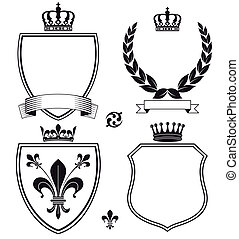 Signs and Heraldic Crests