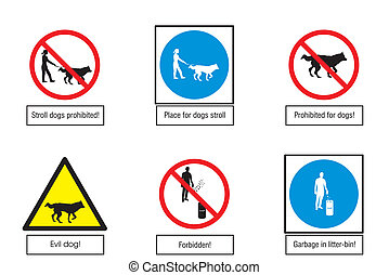 Signs collection