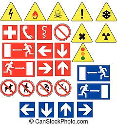 signs no smoking