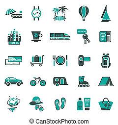 signs., ricreazione, viaggiare