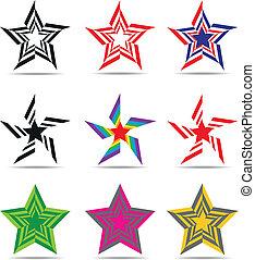 Signs stars