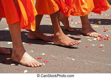 Sikh People celebration - Sikh People Baisakhi celebration...