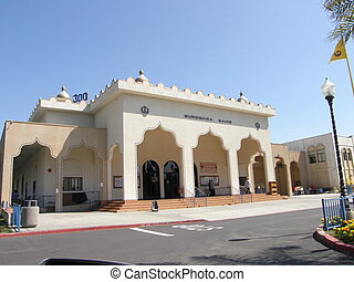 Sikh Temple - A Beautiful Sikh Temple