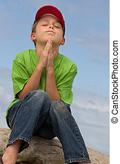silencieux, prière