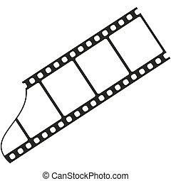 Silhouette film