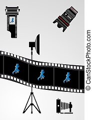 silhouette, film