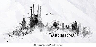 Silhouette ink Barcelona