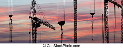 silhouette of construction worker - Construction workers ...