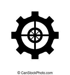 gear wheel icon