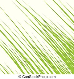 Silhouette of grass isolated on white background. Vector illustration.