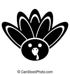 silhouette, turquie