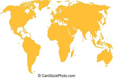 3d world map silhouette vector graphics clip art vector search silhouette world map vector illustration gumiabroncs Images