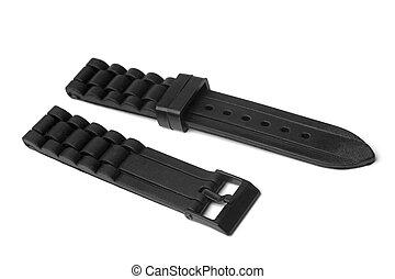 Silicone wristlet