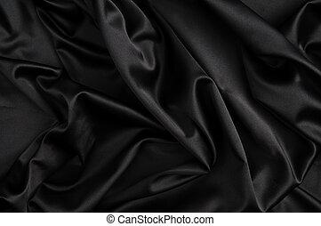 Silk - Black silk